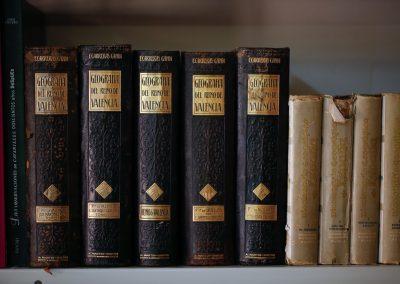 Detalle de libros