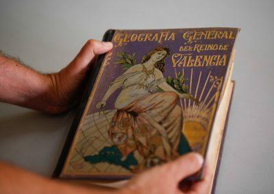 Geografía General del Reino de Valencia