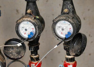 Modernización Hidrante: Contador. Acequia Real del Júcar