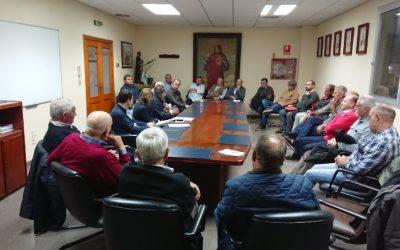 Reunión sobre Modernización en Benifaió