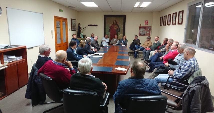 Reunión en Benifaió sobre moderización de ARJ