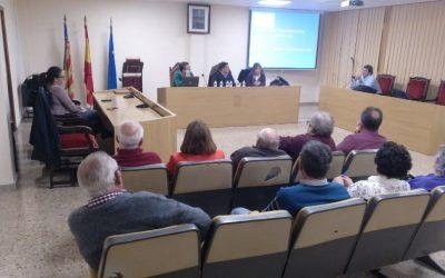 Reunión informativa expropiaciones sector 7 Massalavés.