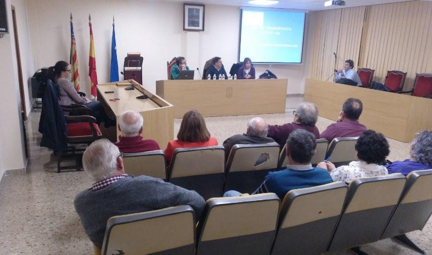 Reunión informativa expropiaciones sector 7 Massalavés