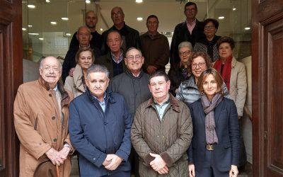 Visita a la Sede Social de la Comunidad de la Junta Local de Silla