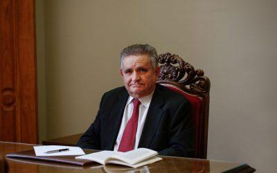 El alziñero Costa presidirá 4 años más de la Séquia Reial con el reto de acabar el goteo