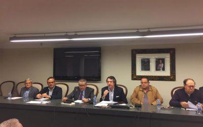 La Séquia Real del Xúquer va rebre en la seua seu a les entitats de regadiu  amb major pes en la Demarcació Hidrogràfica del Xúquer